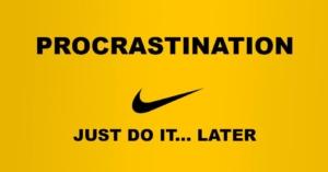 Conférence procrastination à Agen