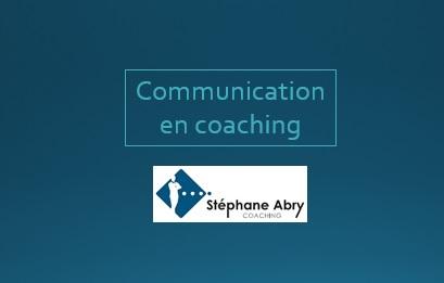 Communication en coaching