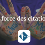 La force des citations