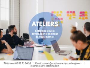 Ateliers Stéphane Abry Coaching