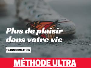 Méthode ULTRA Transformation
