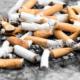 Arrêtez de fumer avec une image gore