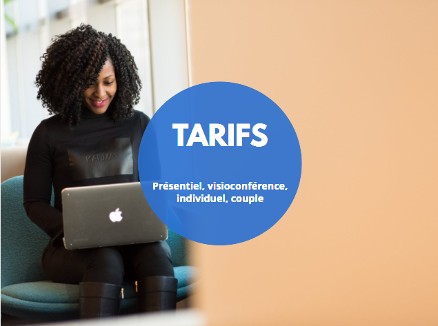 Tarifs coaching