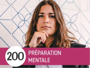 Tarifs préparation mentale