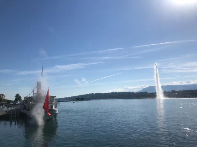 Lagio Lieu - Genève