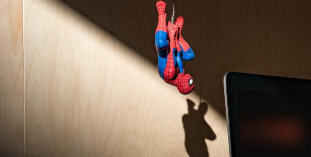 Je serai Spiderman